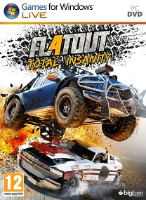 FlatOut 4 Total Insanity Full Version (CODEX)