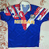 เสื้อบอลคลาสสิค Yogohama F Marinos ปี 1995