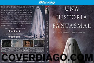 A Ghost Story - Una Historia Fantasmal - BLURAY