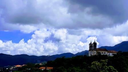Visão a partir da Igreja de Nossa Senhora da Misericórdia e das Mercês