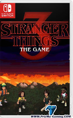 Stranger Things 3: The Game (Switch) [NSP] Download | PrizMa Gaming