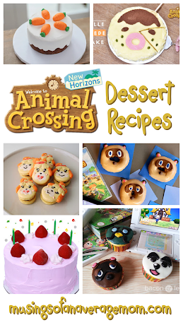 animal crossing recipes