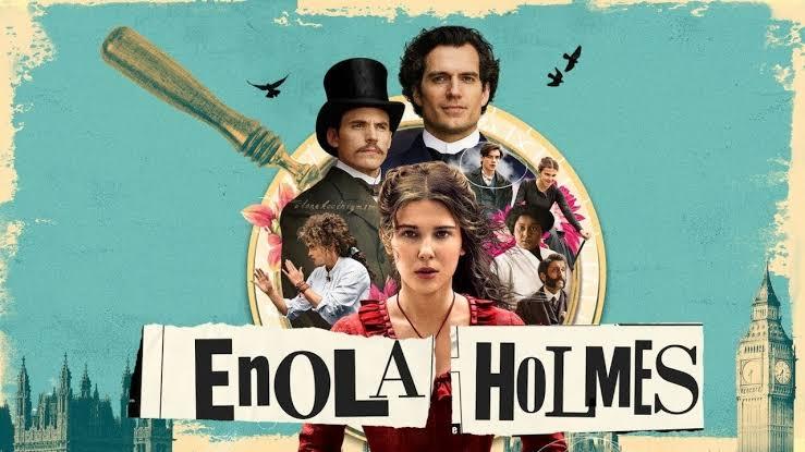 Enola Holmes (2020) WEBDL Subtitle Indonesia