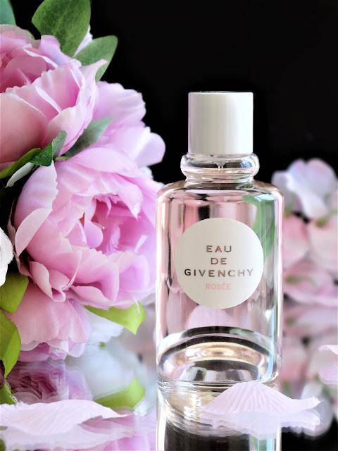 avis Eau de Givenchy Rosée, nouveau parfum givenchy, parfum femme à la rose, eau de givenchy, avis parfum givenchy
