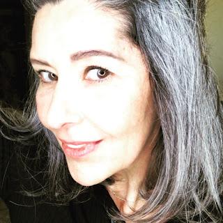 going gray, canas, pelo blanco, silver hair, grey hair, isol fernandez, belleza