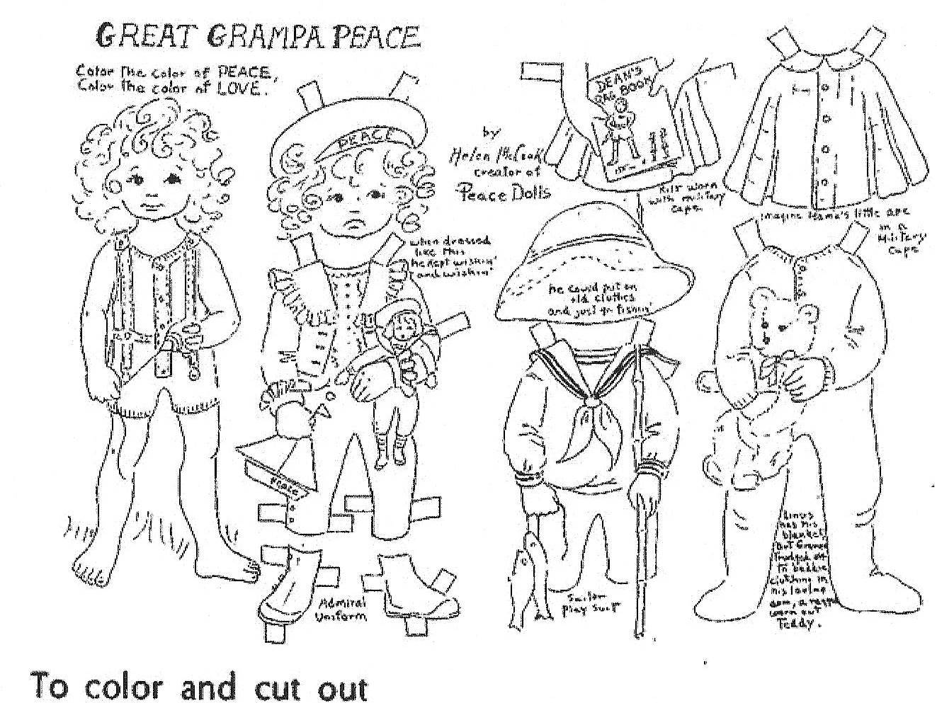 Mostly Paper Dolls: June 2011