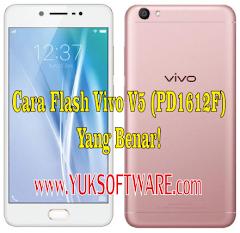 Cara Flash Vivo V5 Yang Benar 100% Tested!