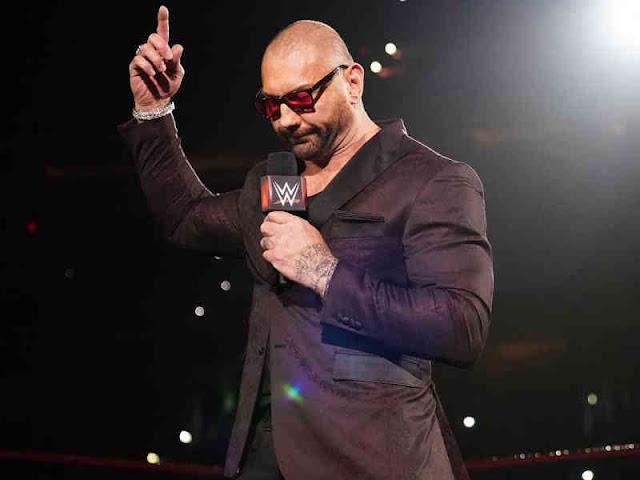Kalah dari Triple H, Dave Batista Bautista Pensiun Dini dari WWE Universe
