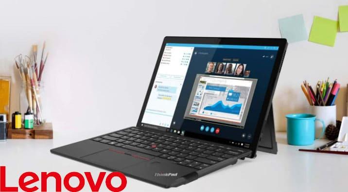 لينوفو تطلق حاسب محمول بشاشة قابلة للفصل