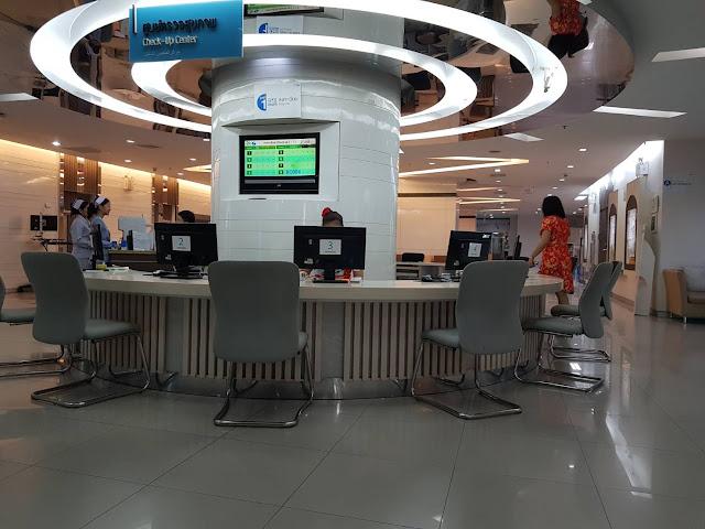 Wisata Medis Medical Check-Up di Bangkok-Thailand bersama Private Tour Guide Riana