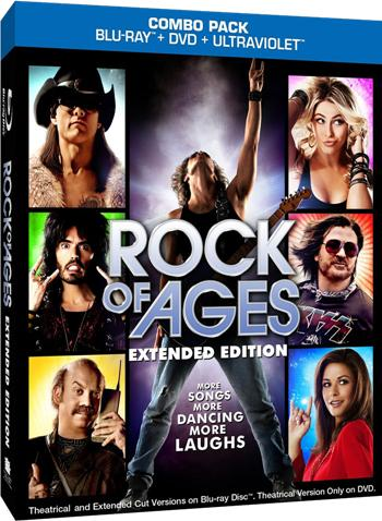 Rock of Ages 720p HD Español Latino Dual Descargar BRRip 2012
