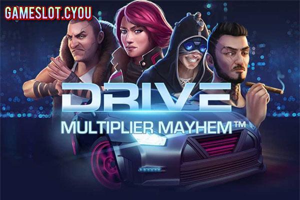 Drive Multiplier Mayhem - Game Slot Terbaik NetEnt