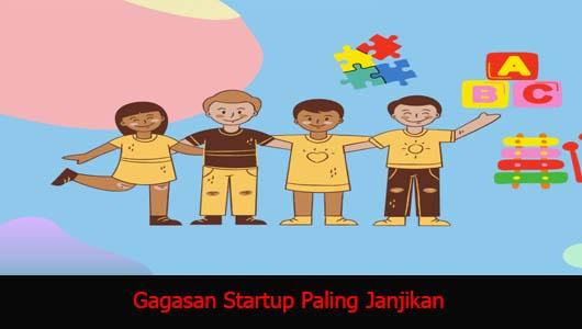 Gagasan Startup Paling Janjikan
