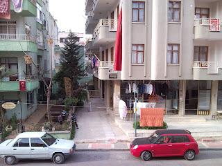 Mersin city
