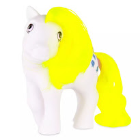 My Little Pony Surprise Basic Fun Classic Series Pegasus Pony