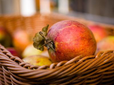 Recette Ayurveda : Pommes cuites des goûters de mon enfance