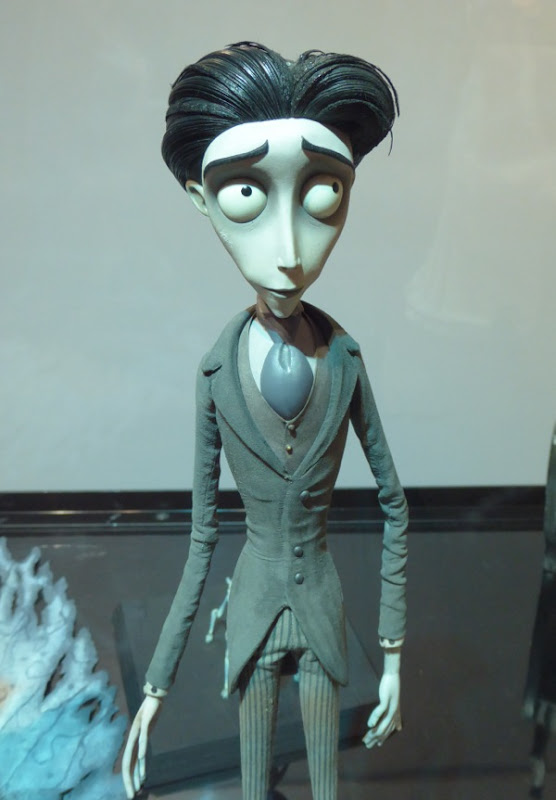 Victor Corpse Bride stopmotion puppet