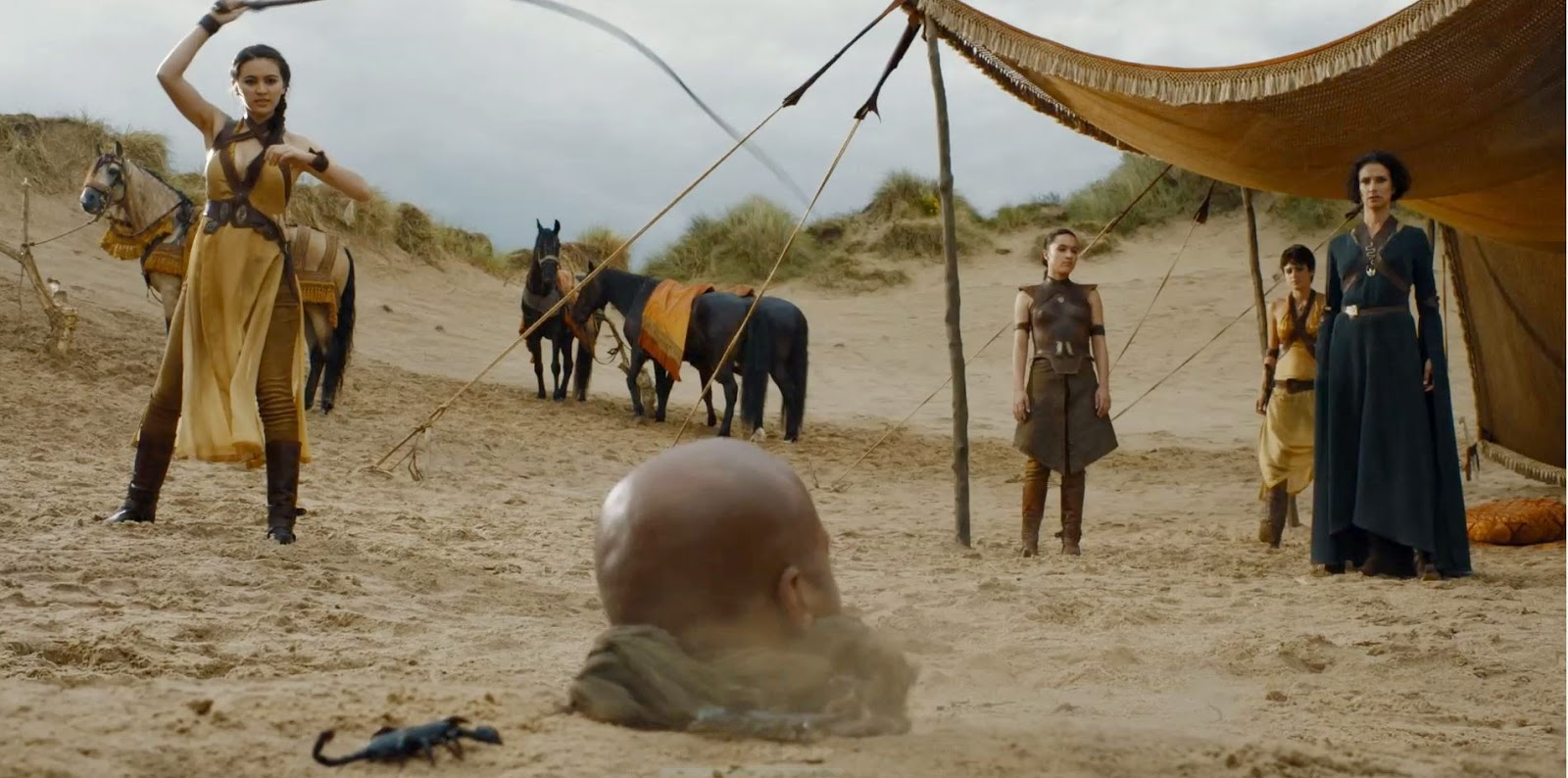 Tv Review Game Of Thrones 05x04 Sons Of The Harpy Wolf In A