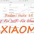Fix 4G Fix Wifi-Fix Bluetooth Redmi Note 1S Miui 9