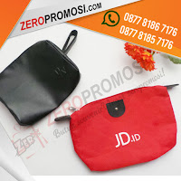 jual Souvenir Pouch Bag, Tas Kosmetik Custom, Pouch Custom Murah di Tangerang