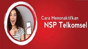 Cara Berhentikan NSP Telkomsel