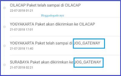JOG gateway