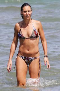 Fabio Fognini S Wife Flavia Pennetta Is Former Tennis Pro