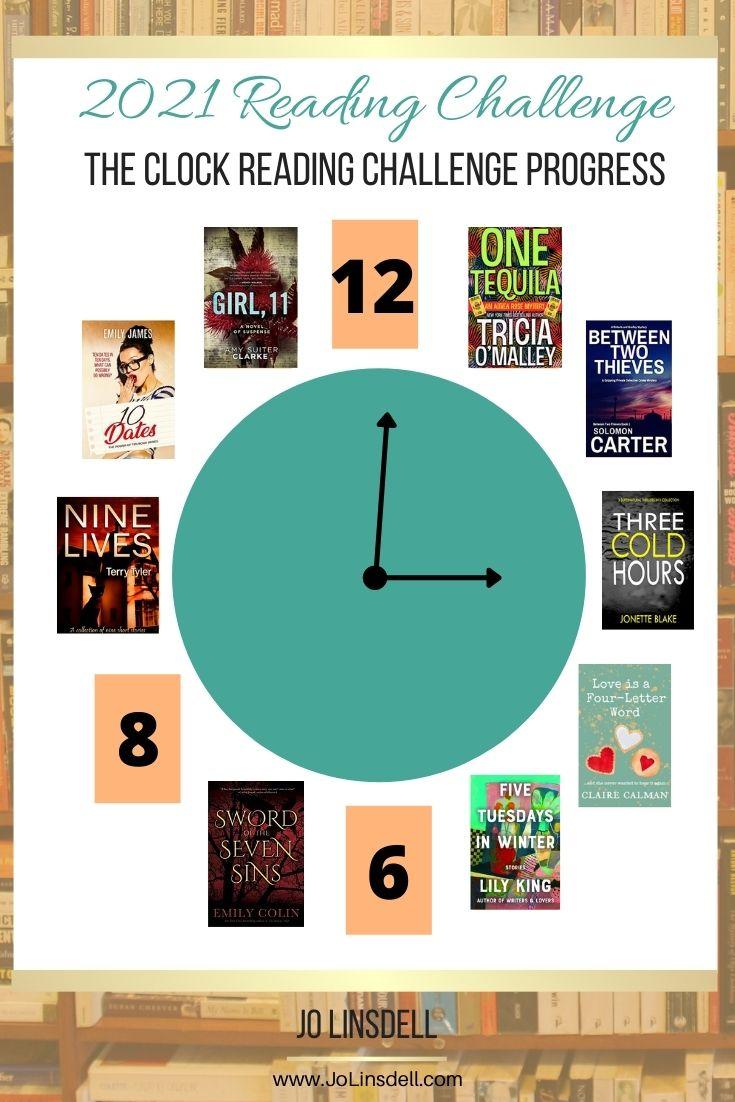 The Clock Reading Challenge 2021 September update