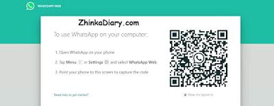 Cara Menggunakan Whatsapp di Laptop/PC