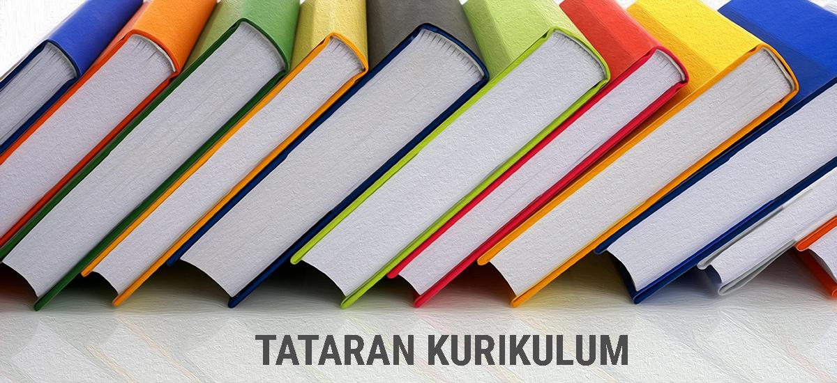 Tataran Pada Kurikulum dan tingkatan kurikulum pendidikan