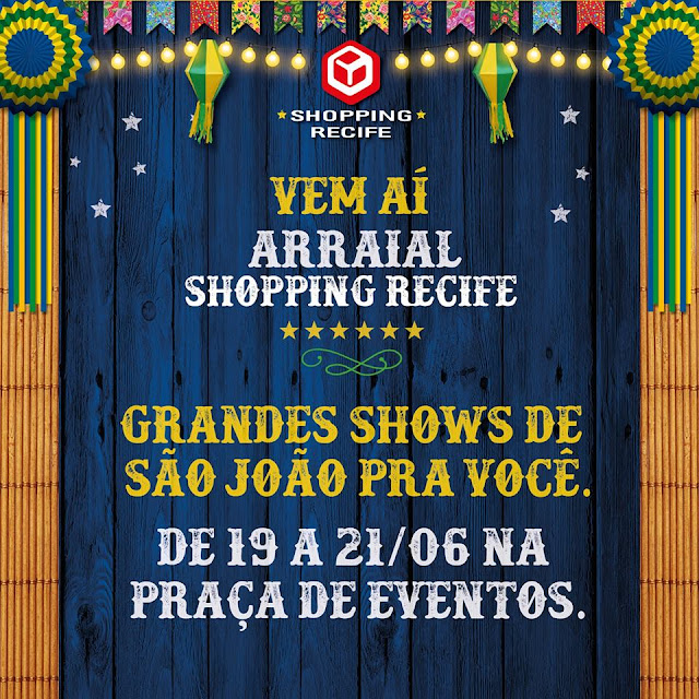 Arraial do Bita no Shopping Recife