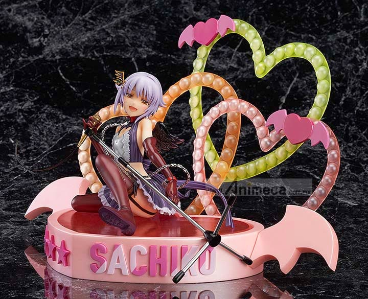 FIGURA SACHIKO KOSHIMIZU Self-Proclaimed Cute Ver. On Stage Edition THE IDOLM@STER Cinderella Girls
