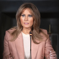 Melania Trump: son manteau discutable est ultra couture!