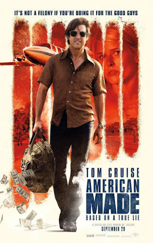 American Made (BRRip 720p Dual Latino / Ingles) (2017)