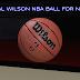 NBA 2K21 NBA 2021-2022 OFFICIAL NBA WILSON BALL [HD TEXTURE] BY drian9K