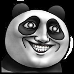 かわいいパンダさん