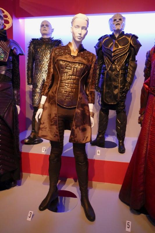 Charlize Theron Orville season 1 Pria costume