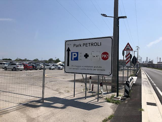 Parkujte v Benátkách zadarmo!