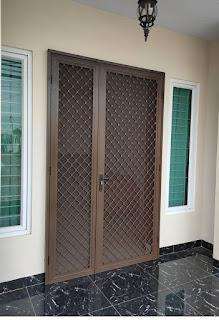 Proyek Pintu Ram Nyamuk
