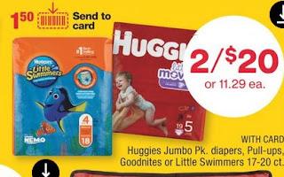 Huggies Jumbo Pack Pull-Ups