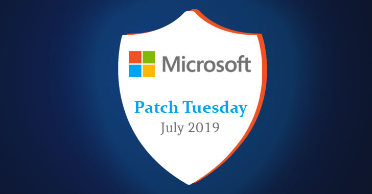 Patch Tuesday: Microsoft Releases July 2019 Security Updates