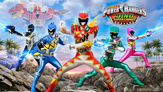 Power Rangers Dino Super Charge Batch Subtitle Indonesia