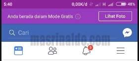 Panduan Facebook Mode Gratis Bisa Melihat Foto Tanpa Kuota 2