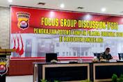 FGD, Pengkajian Potensi Konflik Pilkada Tahun 2020 di Kabupaten Pandeglang