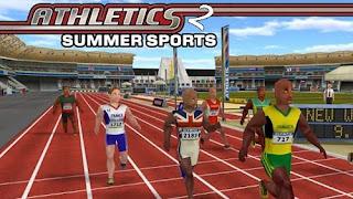 Game Athletics 2: Summer Sports v1.5 Apk+data