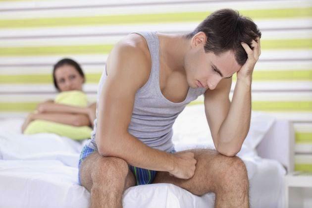 cattiva erezione in gioventù a causa di cosa