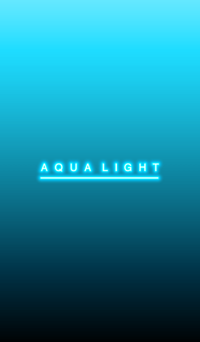 SIMPLE LIGHT (AQUA)