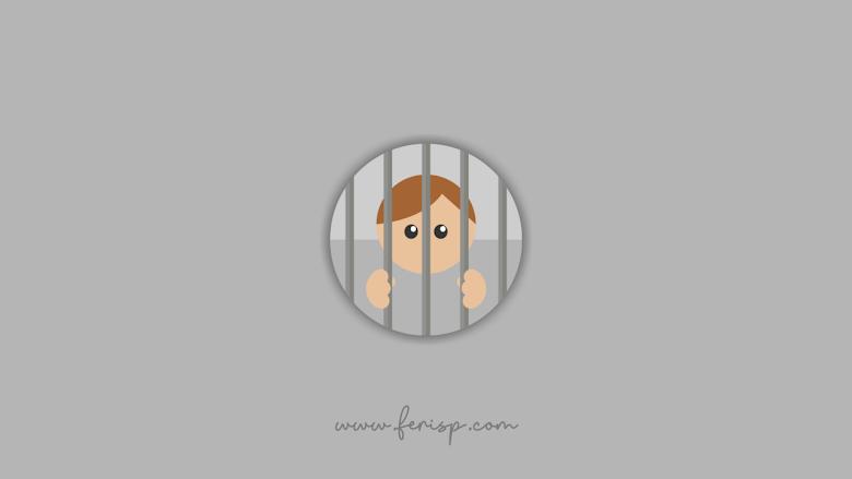 Kisah 5 Remaja yang Dipenjara Akibat Bermain Game