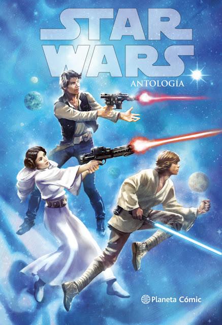 antología 40 aniversario Star Wars.