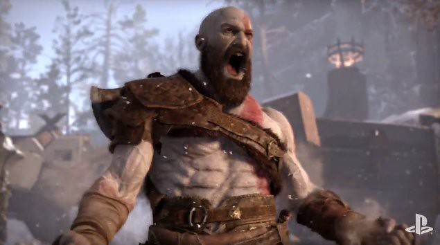 GOW god of war 2018 pc game download